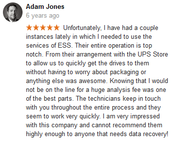 Adam Jones review