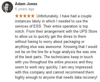Adam Jones review