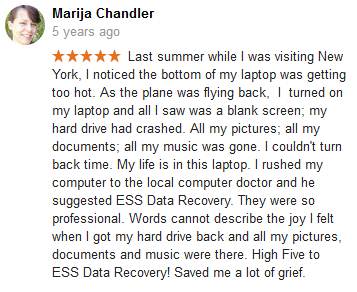 Marija Chandler review
