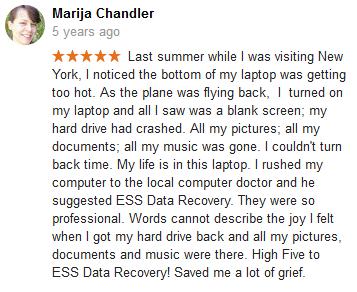 Marija Chandler review