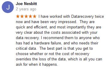 Joe Nesbitt review