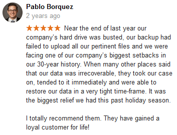 Pablo Bourquez review