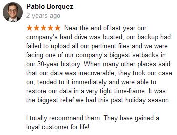 Pablo Bourquez review
