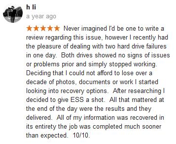 h li review