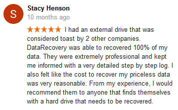 Stacy Henson review