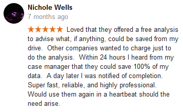 Nicole Wells review