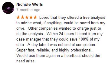 Nicole Wells review