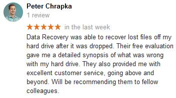 Peter Chrapka review