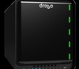 Drobo 5N 5bay NAS device