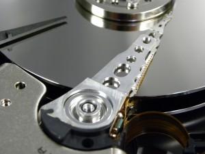 hard disk internals, platters, heads