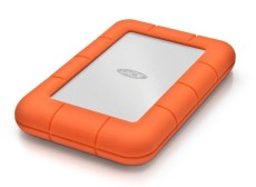 LaCie Rugged Mini portable external drive