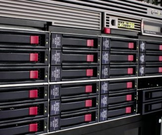 RAID rackmount system