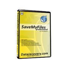 SaveMyFiles software box small
