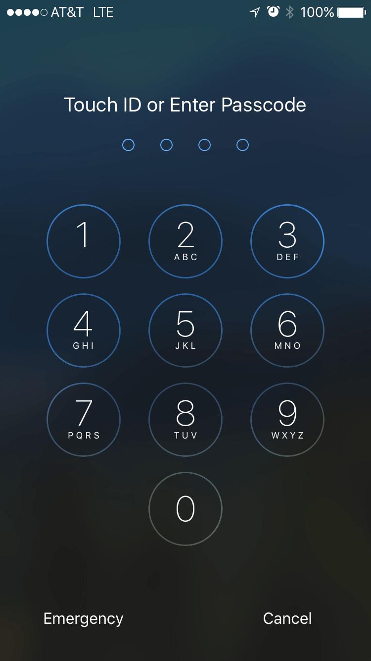 Apple Vs Fbi Over Iphone Security In San Bernardino
