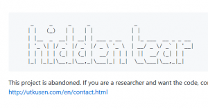 Hidden Tear Ransomware GitHub info