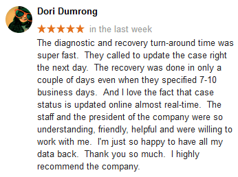 Dori Dumrong review