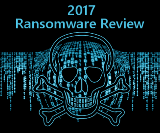 2017 ransomware review graphic