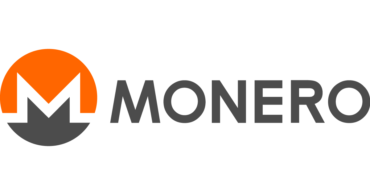 Monero Cryptocurrency Logo