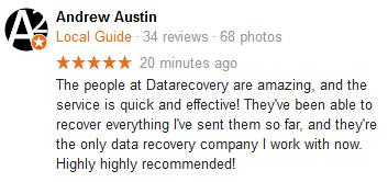 Andrew Austin review