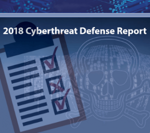 Cyberthreat Defense Report 2018 by Cyberedge
