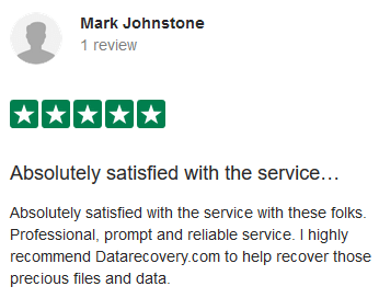 Mark Johnstone review