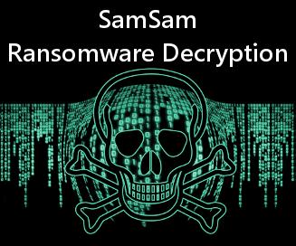 samsam ransomware decryption