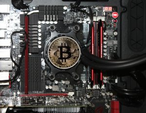motherboard cryptocurrency mining