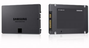 Samsung 4TB QLC VNAND SSDs