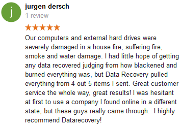 Jurgen Dersch review