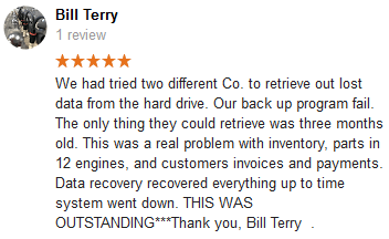 Bill Terry review