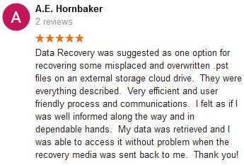 A E Hornbaker review
