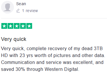 Sean review
