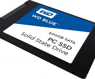 Western Digital solid-state drive