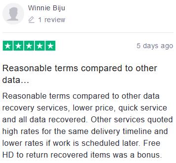 Winnie Biju review