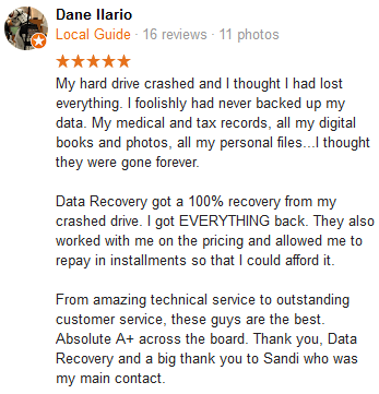 Dane Ilario review
