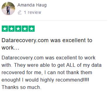 Amanda Haug review