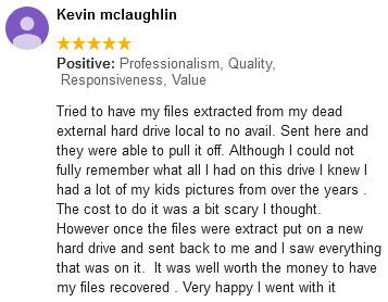 Kevin Mclaughlin review