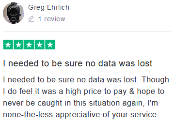 Greg Ehrlich review