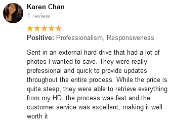 Karen Chan review