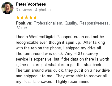 Peter Voorhees review