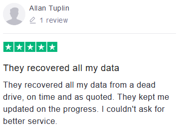 Allan Tuplin review