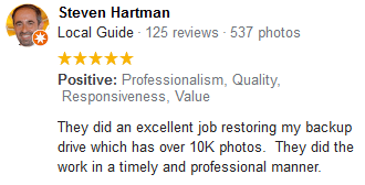 Steven Hartman review
