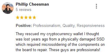 Phillip Cheesman review