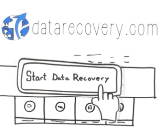 start data recovery process video clip