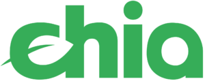 Chia cryptocurrency logo